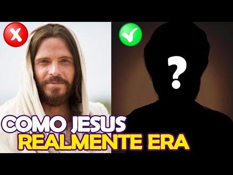VEJA COMO REALMENTE ERA A APARENCIA DE JESUS CRISTO