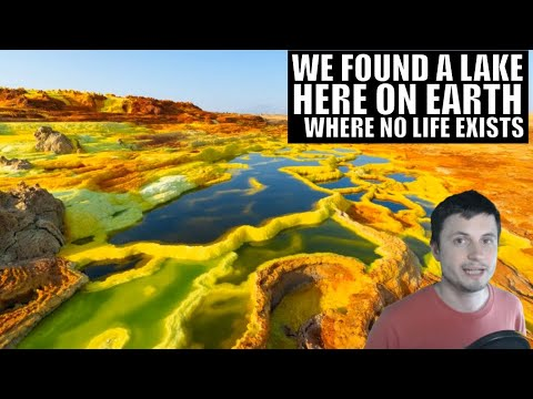 We Found an Alien Place On Earth Where No Life Can Exist