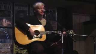 "Sheehan singing ""You Silly Git"" by Dan Mangan"