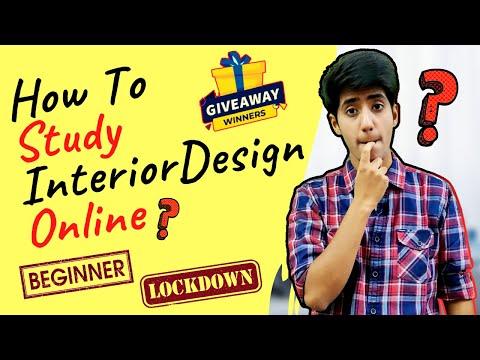 Online interior design course | Interior Design Course Online