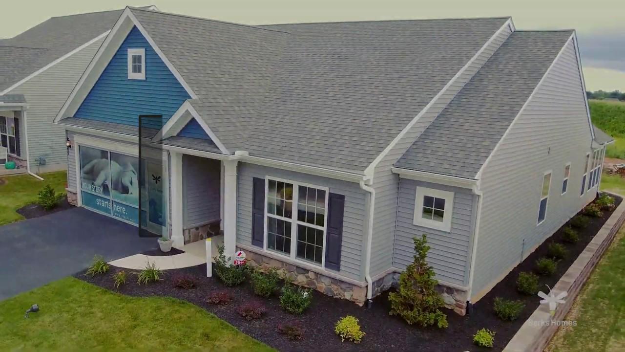 The Abbey New Home in Gordonville, PA | Watson Run - 55+ ... on