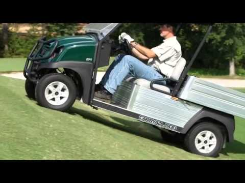 2016 Club Car Carryall 100 Gasoline in Ruckersville, Virginia - Video 1