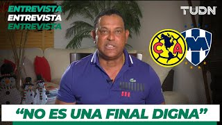 Antonio Carlos Santos hace dura crítica a Miguel Herrera y al América   TUDN