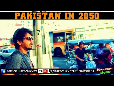 Pakistan In 2050 By Karachi Vynz Official