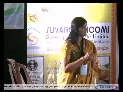 Interview Skills| JayaLakshmi | TELUGU IMPACT Hyd 2012