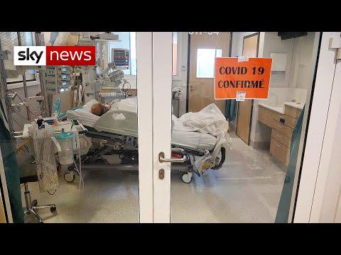 Coronavirus: Belgium's Wallonia is the 'new Lombardy'