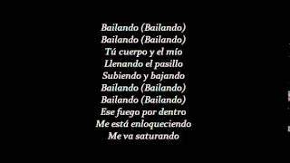 Enrique Iglesias   Bailando Lyrics Spanish Version
