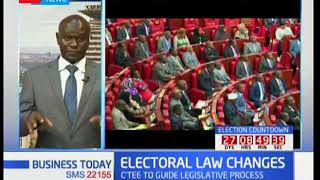 Analysis of the Election Law Amendment Bill