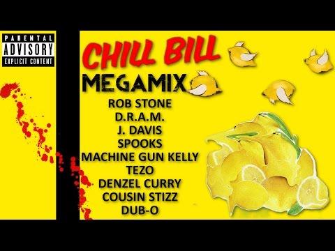 Rob Stone – Chill Bill MEGAMIX (ft. MGK D.R.A.M Denzel Curry J Davis Cousin Stizz Tezo & MORE)