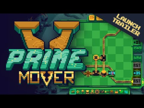 Prime Mover - Launch Trailer thumbnail