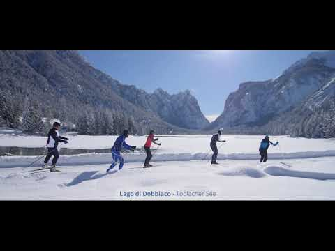 Dobbiaco - Toblach, the paradise of cross country skiing