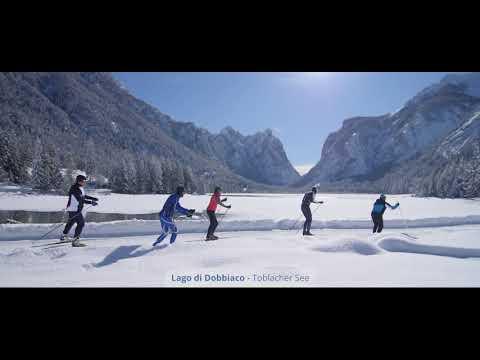 Dobbiaco - Toblach, the paradise of cross country skiing