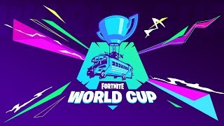 Fortnite - World Cup Trailer