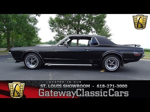 Video of '68 Cougar - LUKS