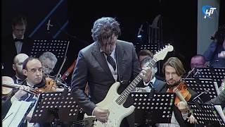 В Новгородской областной филармонии прошел концерт «Симфоническое КИНО»