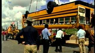 KGBT ARCHIVES: Wreckage From Alton Bus Crash
