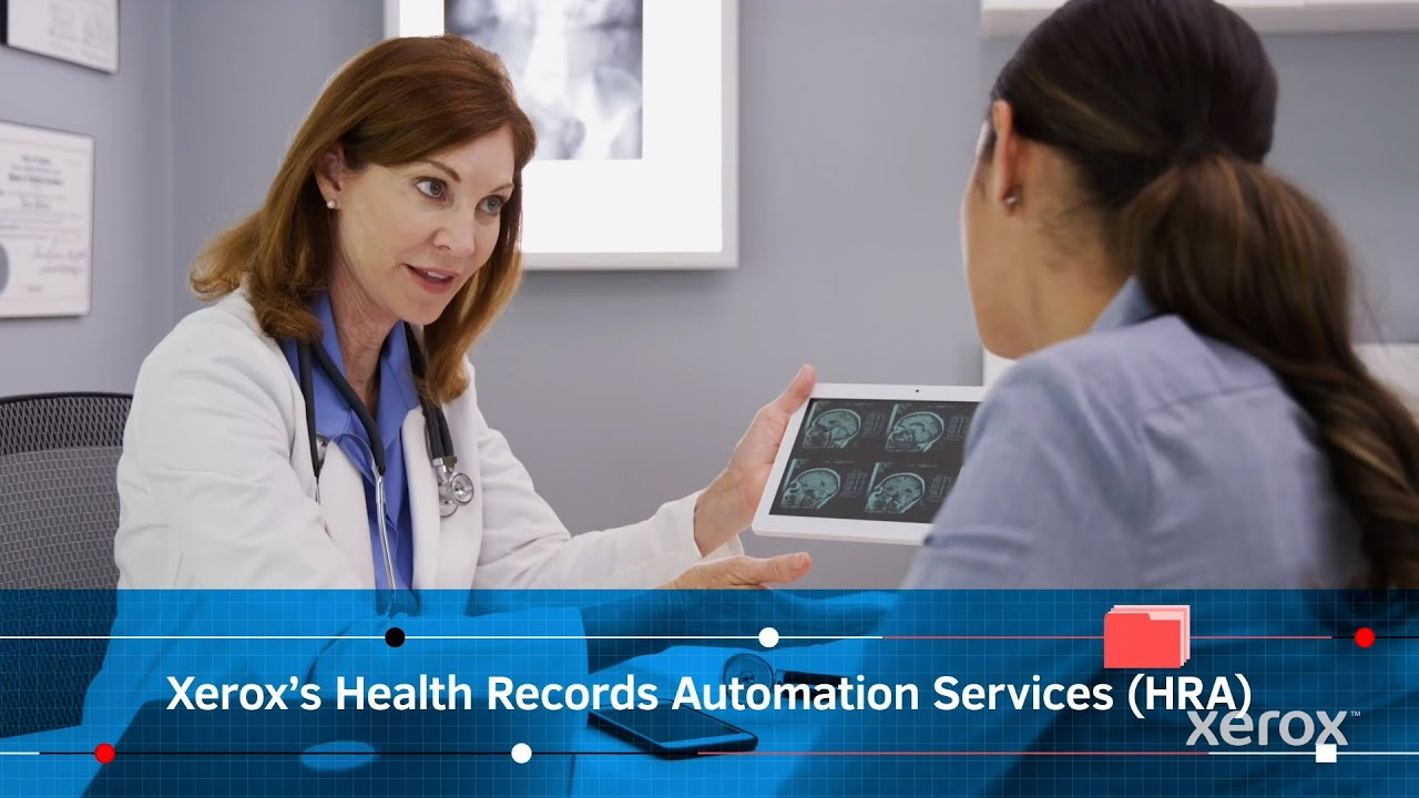 Helping Doctors Focus On Patients, Not Paperwork YouTube Video