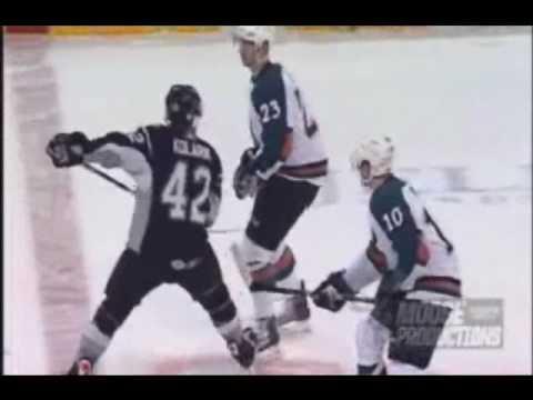 Jannik Hansen vs. Chad Kolarik