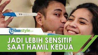 Nagita Slavina Jadi Lebih Sensitif saat Kehamilan Kedua, Raffi Ahmad: Kenapa Nangis Terus Sih?