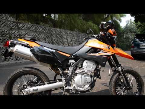 Kawasaki D-Tracker X Review