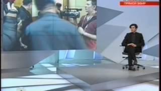 Н.Цискаридзе в программе ЖЕЛЕЗНЫЕ ЛЕДИ (НТВ)