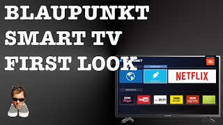 "Blaupunkt 32/138 MXN 32"" Smart TV First Look"