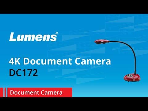 Lumens DC172 4K HDMI Document Camera