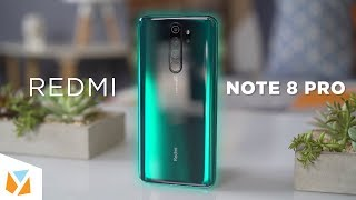 Xiaomi Redmi Note 8 Pro Unboxing & Hands-On
