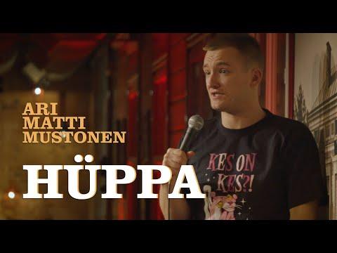 """Ari Matti Mustonen - """"Hüppa"""""""