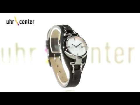 Esprit Uhren ES106782001 Cuff Chic Black Damenuhr