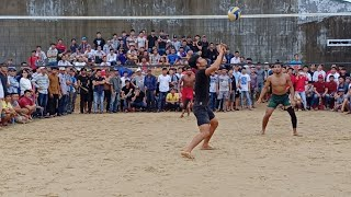 [Live] បាល់ទះអរន្តរជាតិ កម្ពុជាប៉ះ វៀតណាម International Volleyball Cambodia 2 Vs 2 Vietnam (Set2)
