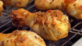 Шашлык из курицы в овощном маринаде. Рецепт от Всегда Вкусно!