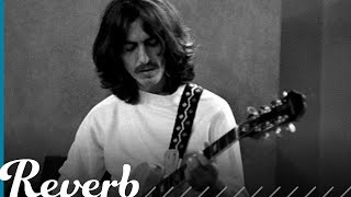 "George Harrison's Descending Chords on The Beatles ""Something"" 