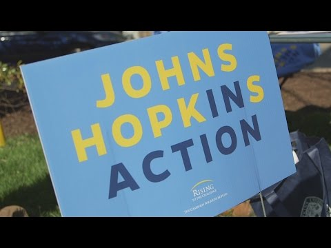 Johns Hopkins Volunteers Take Action Across the Country