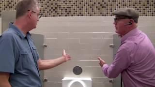 Kohler Waterless Urinal review