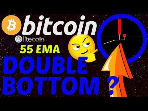 🔥 DID BITCOIN JUST DOUBLE BOTTOM ? 🔥bitcoin litecoin price prediction, analysis, news, trading