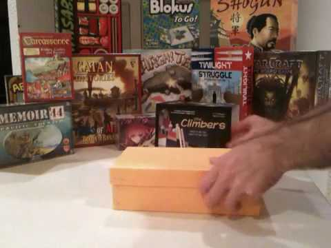 UnBoxing: The Climbers