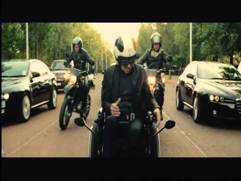 Johnny English Reborn Clip 'Wheelchair Chase'