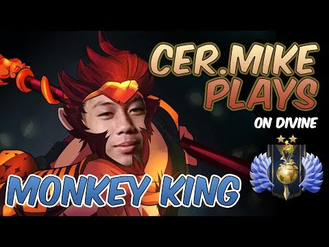Cer.Mike.WxC Plays on DIVINE! | Episode 1 - Monkey King