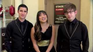 GLEE CLUB - Gangnam Style Teaser (Behind The Scenes)
