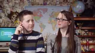 Nat Geo Kids Find Out if You Can Hear Sound in Space!