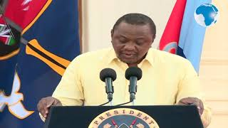 Uhuru: I know how we struggle for our families with this pandemic