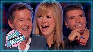 TOP CHAMPIONS From The Past on Britain's Got Talent | Top Talent