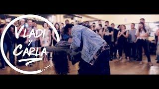 Esta Noche   Mike Bahía Ft Greeicy Bachata Dance By Vladi Y Carla