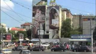 preview picture of video 'Belgrade/Beograd city tour by bus'