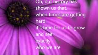 Superheroes with Lyrics - Dani Shay