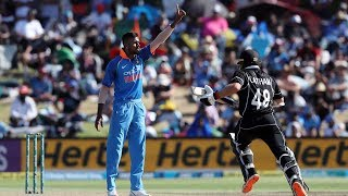 Cricbuzz LIVE: NZ v IND, 3rd ODI, Mid-innings show