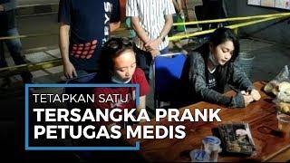 Gadis Mabuk Prank Petugas Medis Mengaku Kena Corona Ditetapkan Tersangka