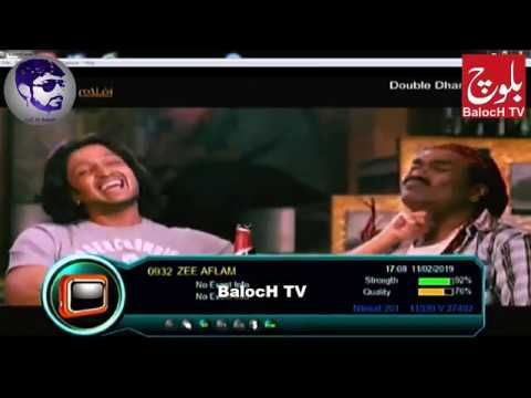 Nilesat 7W 2feet dish on Top 5 Hindi movie channels FTA OK