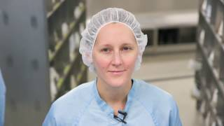 What happens after you give blood? Blood Manufacturing Tour